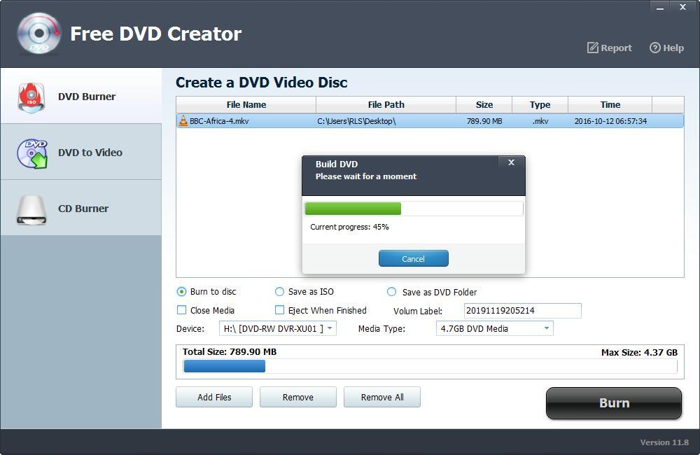 Aiseesoft DVD Creator 5 2 38 Crack Registration Code +