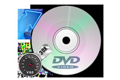 Mac Free Any DVD Ripper - Rip DVD to AVI, MP4, WMW, MKV, MPEG