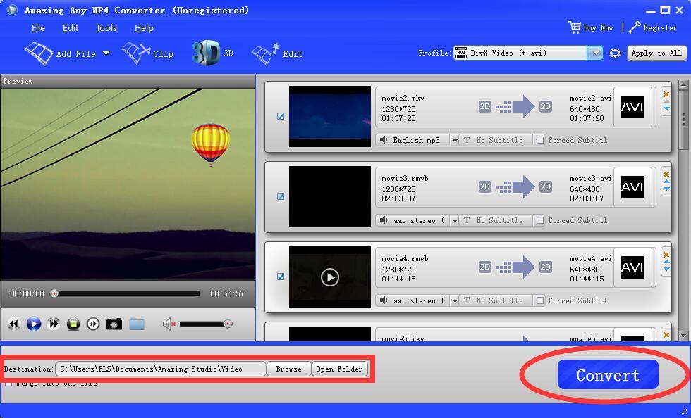 Any MP4 Converter Online: Convert SD/HD/4K UHD Videos to MP4