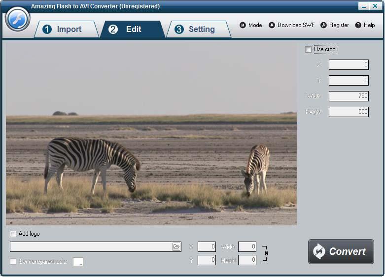 Flash to AVI Converter: Free to Convert Flash SWF Video to AVI