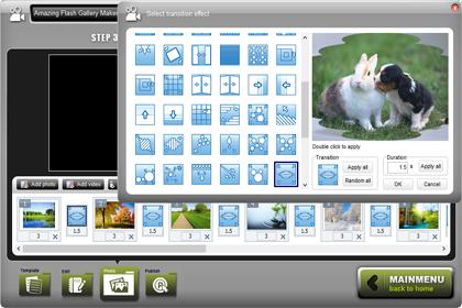 "Amazing Flash Gallery Maker - Flash 相册制作软件丨""反""斗限免"