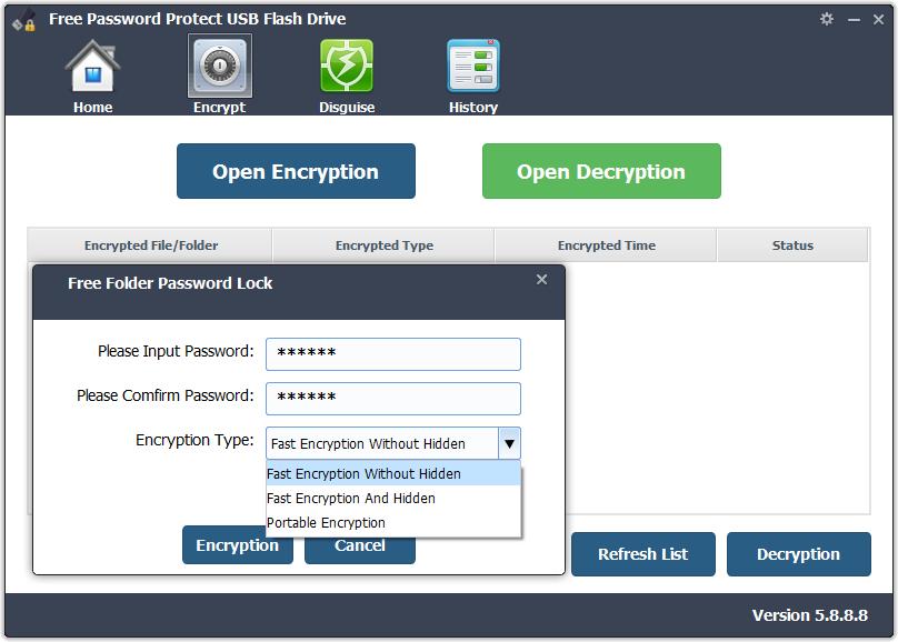 kingston pen drive password software free download