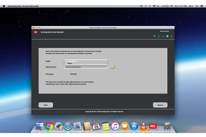 screen recorder for mac os x 10.5
