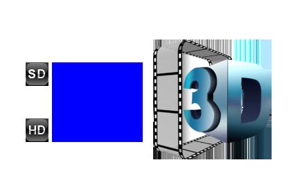 free 3d video converter convert any videodvd to 3d