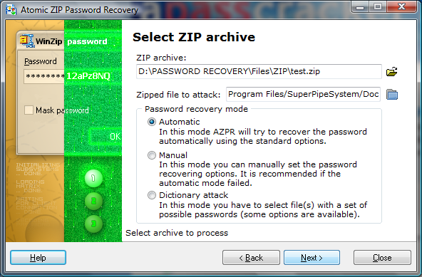 Top 8 Free Zip Password Recovery Tools