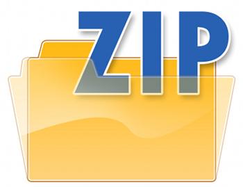 zip files